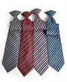 Clip On Neck Ties and Cross Ties