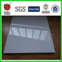 Colombia 25cmx9mm blanco solo interior decoration pvc ceilings pvc panel