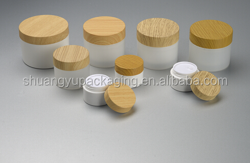 pp bottle with water transfer cap pp container wood lid