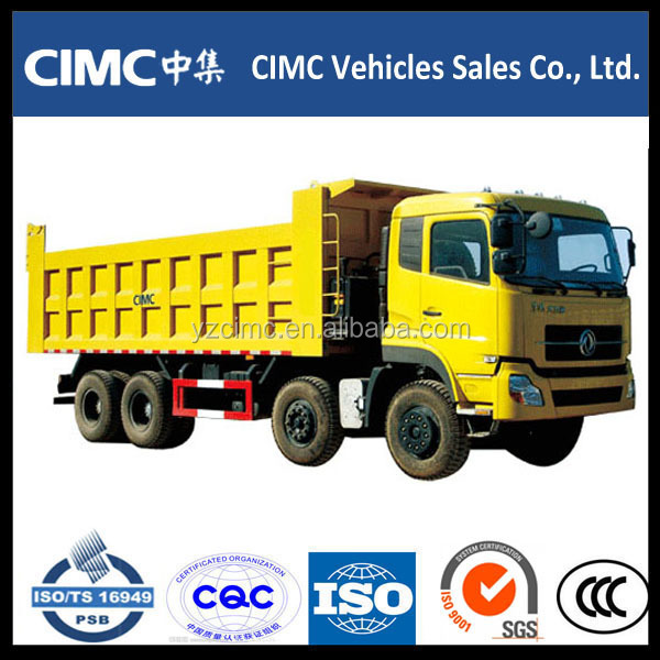 6*6 all wheel drive tipper, tipping truck