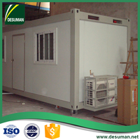 DESUMAN canadian concrete prices plans ready made container prefabricated house