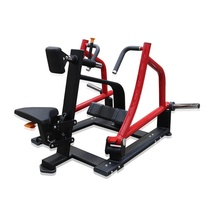 Brilliant Factory Supply BO-603 <strong>Plate</strong> Loaded Seated Row Gym Commercial/Home Use Fitness Strength Equipment