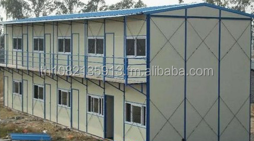 Large Modular Prefab Workers Dormitory Housing Custom Design Kit Prefabricated Dorm