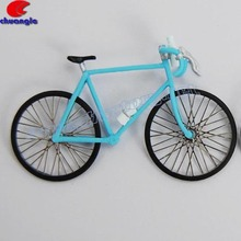 Plastic Bicycle Model, OEM Bicycle Model, Customized Bicycle Model