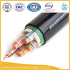 BS6724 Cu/XLPE/LSHF/SWA/LSHF 0.6/1kV Low Voltage LSHF SWA Power Cable