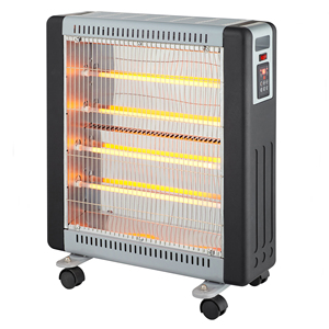 SYH-1835 2018 new designed 2400W electric infrared tube heater, ERP heater infrared