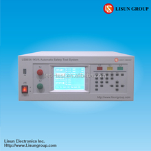 Lisun LS9934 DC Digital Earth Resistance Meter for lighting fixtures production line safety test