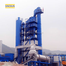 China manufacturer 120tph cold mix asphalt plant for sale