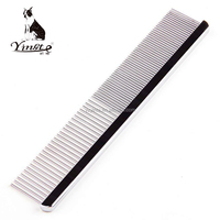 Yangzhou yingte new pet dog products high quality pet grooming dog mental stainless steel hair comb