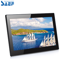 1920*1080 resolution 15 inch wall mounted android tablet LCD advertising display