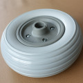 Polyurethane Foam Filled Wheel Foam Tire 200X50 Wheel