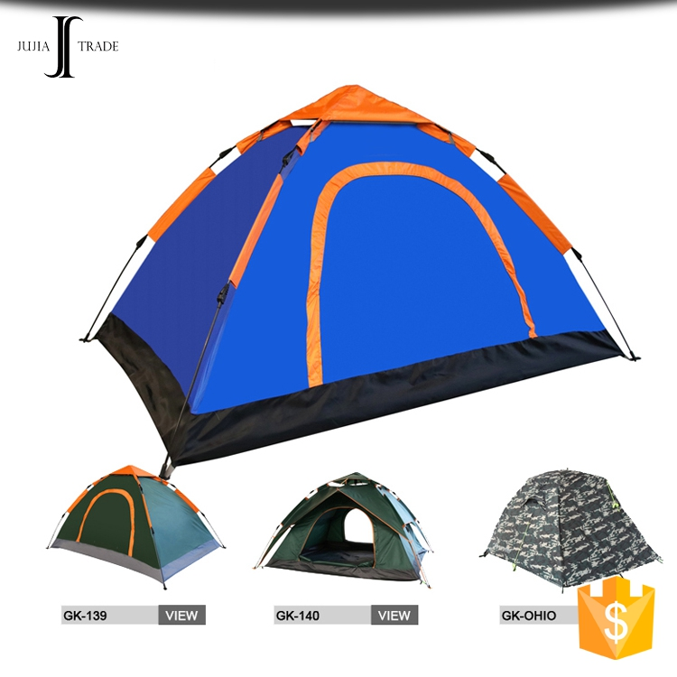 JUJIA-622186 4 man tent wholesale extra large military canvas outdoor camping tent camping outdoor for sale