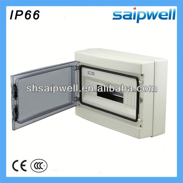 IP66 LOW VOLTAGE POWER SWITCH BOX