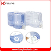 2 Gallon rectangle plastic water cooler jugs with spigot(KL-8010)