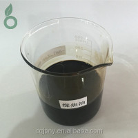 black viscous coal tar material for pitch