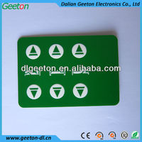ODM Button Embossed Flexible Circuit Membrane Key Pad