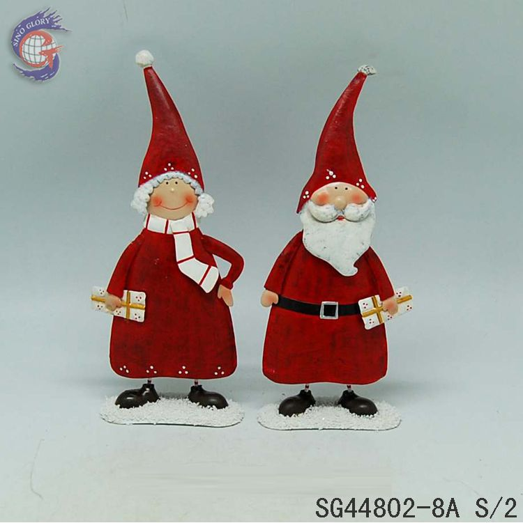 Metal crafts with lovely Christmas fairy figurines sale