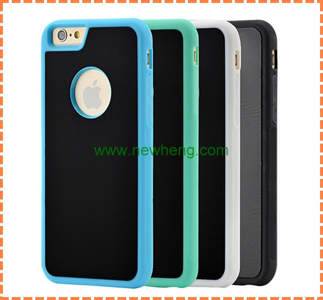 New Antigravity TPU Frame Case For iPhone 6, Magical Anti Gravity Cover case for iphone 6s