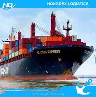 international freight forwarder china to usa sea freight rates