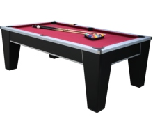 90 inch Billiard table indoor use family