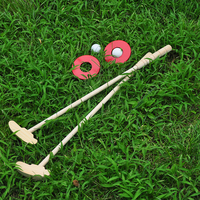 Outdoor Game Toys Lawn Game Croquet