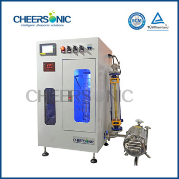 ultrasonic essential oils extraction machines