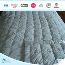 new products fashion polyester luxury home textile korean blanket on king and queen size