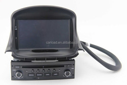 in-dash 7 inch 2 din car dvd player for Peugeot 206 car dvd gps with car radio