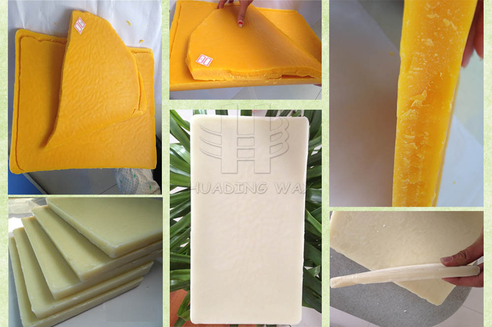 Natural yellow and white beeswax grain| Beeswax pellets from largest bee industry zone in China