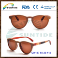 Fashion High Quality Wholesale New Style Cork Sunglasses (CW137)