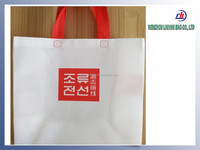 Hot sealing new products for 2016 reuseble shopping bags non-woven tote bags