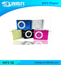 Hot Seller Cheap Mini Sport Mp3 with TF Card