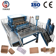 high quality and hot sell paper pulp fruit tray machine