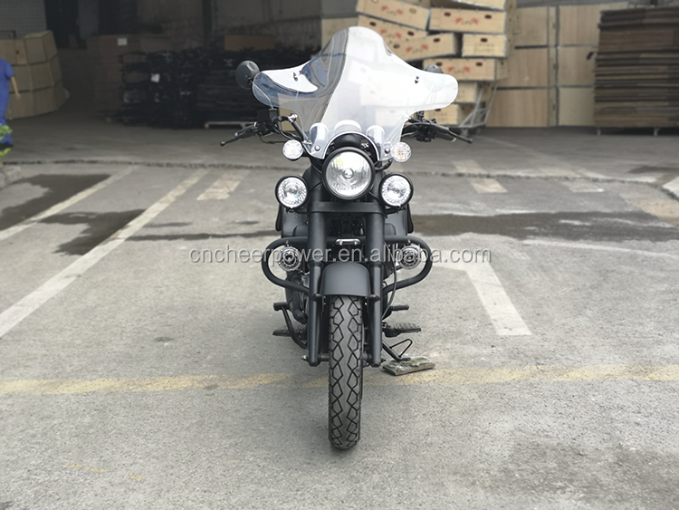 2019 Chinese 16 Years Factory Directly Sell High Quality150cc 200cc 250cc Cruiser Motorcycle