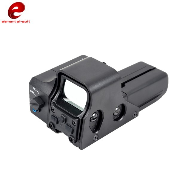 EX187 element airsoft scope Visible Red Laster and Blue Illuminator 552 set scope
