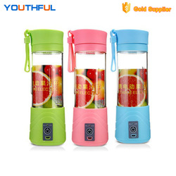 Cheap Price Colorful Portable USB Rechargeable National Juicer Blender