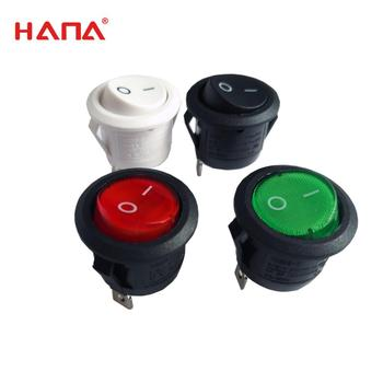 HANA waterproof On-off switch T105 rocker switch