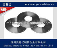Widely used tungsten carbide cutter disc/carbide disc cutter for sale