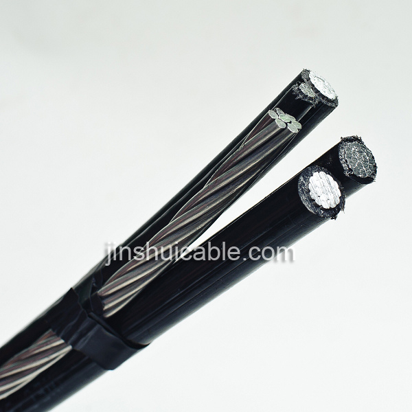 0.6/1kv XLPE insulated , UV resistant abc Aerial Bundle Cable