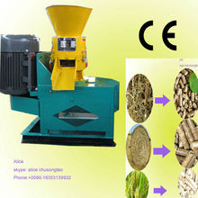 China cheap flat die timber pellet machine