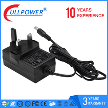 Wall mount type 12v 1500ma power supply 12V 1500ma 18W ac dc adapter