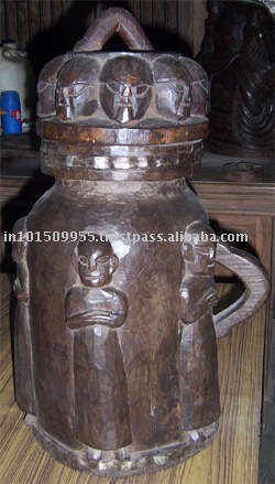 wooden cheese container buy at best prices on india Arts Palace