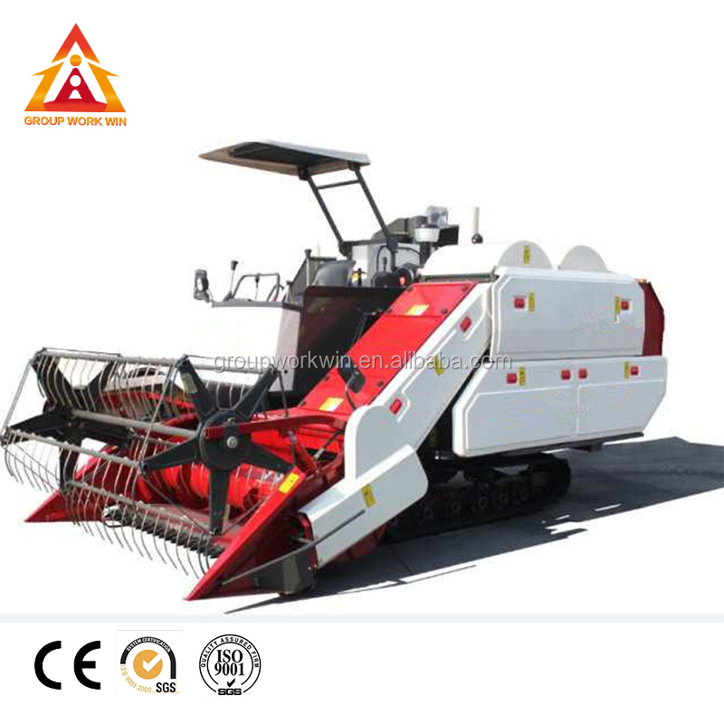 High Quality Factory Price Harvester Wheat Rice Crop Cutting Machine
