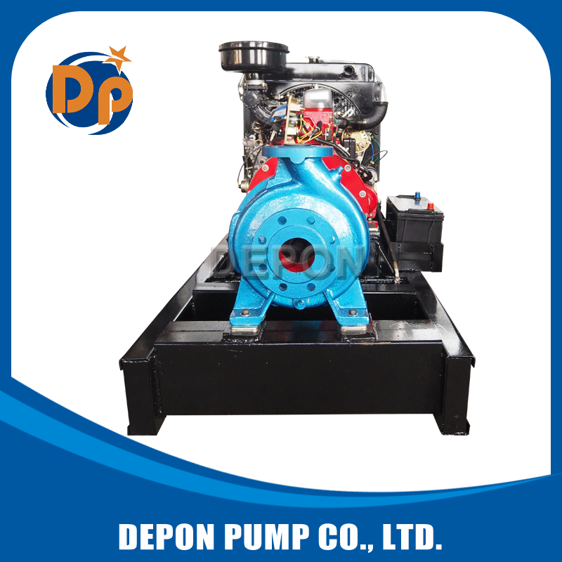 Diesel Water Pump 6 inch High Flow 10 hp