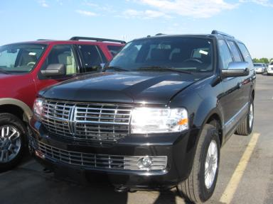 2007 Lincoln Navigator Ultimate car