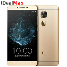 "Original Letv LeEco Le S3 X622 FDD Lte 4G Mobile Phone Deca Core 5.5"" FHD 1920*1080 3GB RAM 32GB ROM Camera 16.0MP Fingerprint"