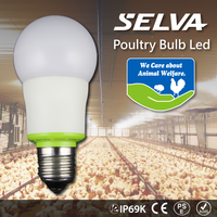 High Quality Save Energy IP69K Waterproof Poultry LED Light