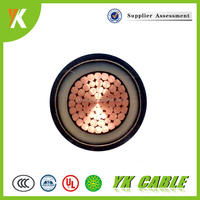 Copper Conductor 15KV xlpe 11kv power cable price