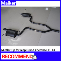 Exhaust System For Jeep Grand Cherokee11-13 Muffler Tip for jeep car parts from Maiker