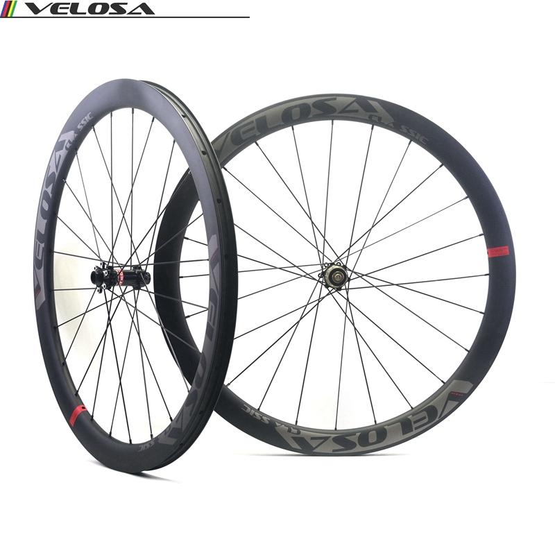 29mm wide cyclocross Velosa CX45 road disc brake//cyclocross//Gravel carbon rim